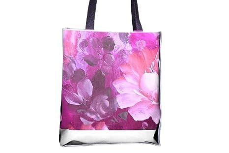 PINTURA, rosas, flores, diseño, flores Allover impresa ...