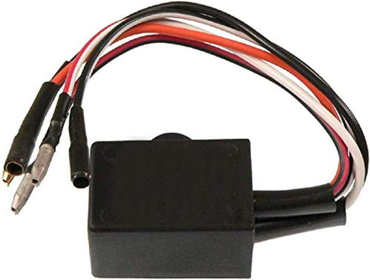 DB Electrical IYA6003 Cdi Module Compatible with//Replacement For Yamaha Dt180 Rx180 Dt Rx 180Cc Wo//Advance W//Sensor