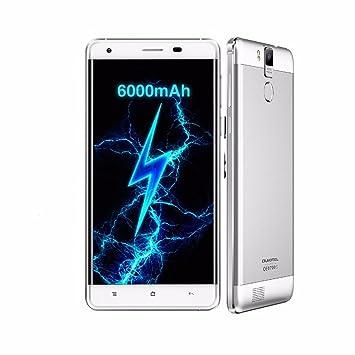OUKITEL K6000 Pro Sim-Free Unlocked 4G Android 6 0: Amazon co uk