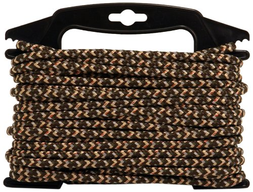 Lehigh CMFPW1450 1//4-Inch by 50-Feet Digital Camouflage Polypropylene Rope Woodland Hills Crawford-Lehigh Group