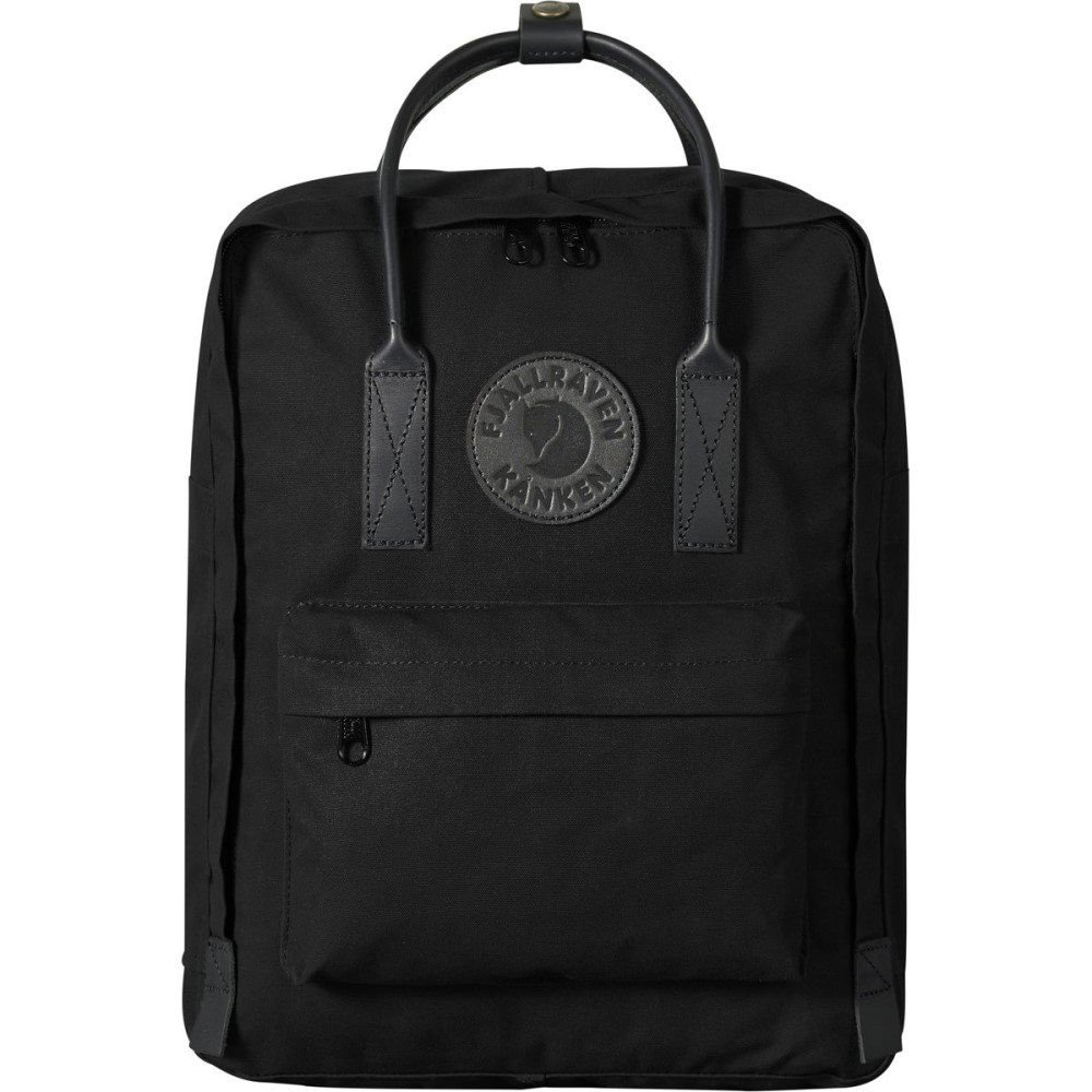 (フェールラーベン) Fjallraven レディース バッグ バックパックリュック Kanken No.2 Black 16L Backpack [並行輸入品] B07643HLGF