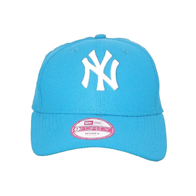 Gorra New Era - 9Forty Mlb Sms Womens Lic335 New York Yankees azul ...