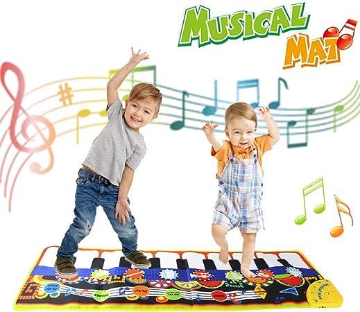 Juegos Educativos Niños 1 2 3 4 5 años,Alfombra Musical ...