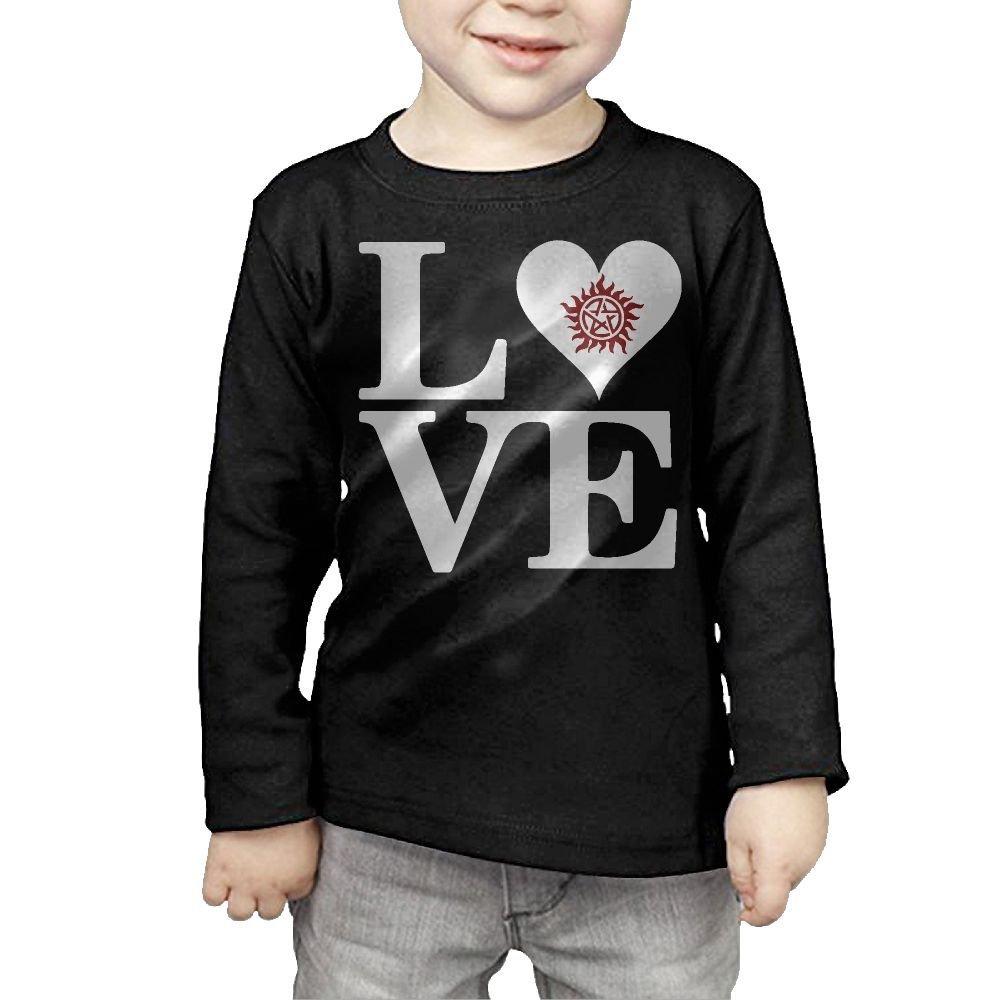 Children's Love Supernatural ComfortSoft Long Sleeve T-Shirt