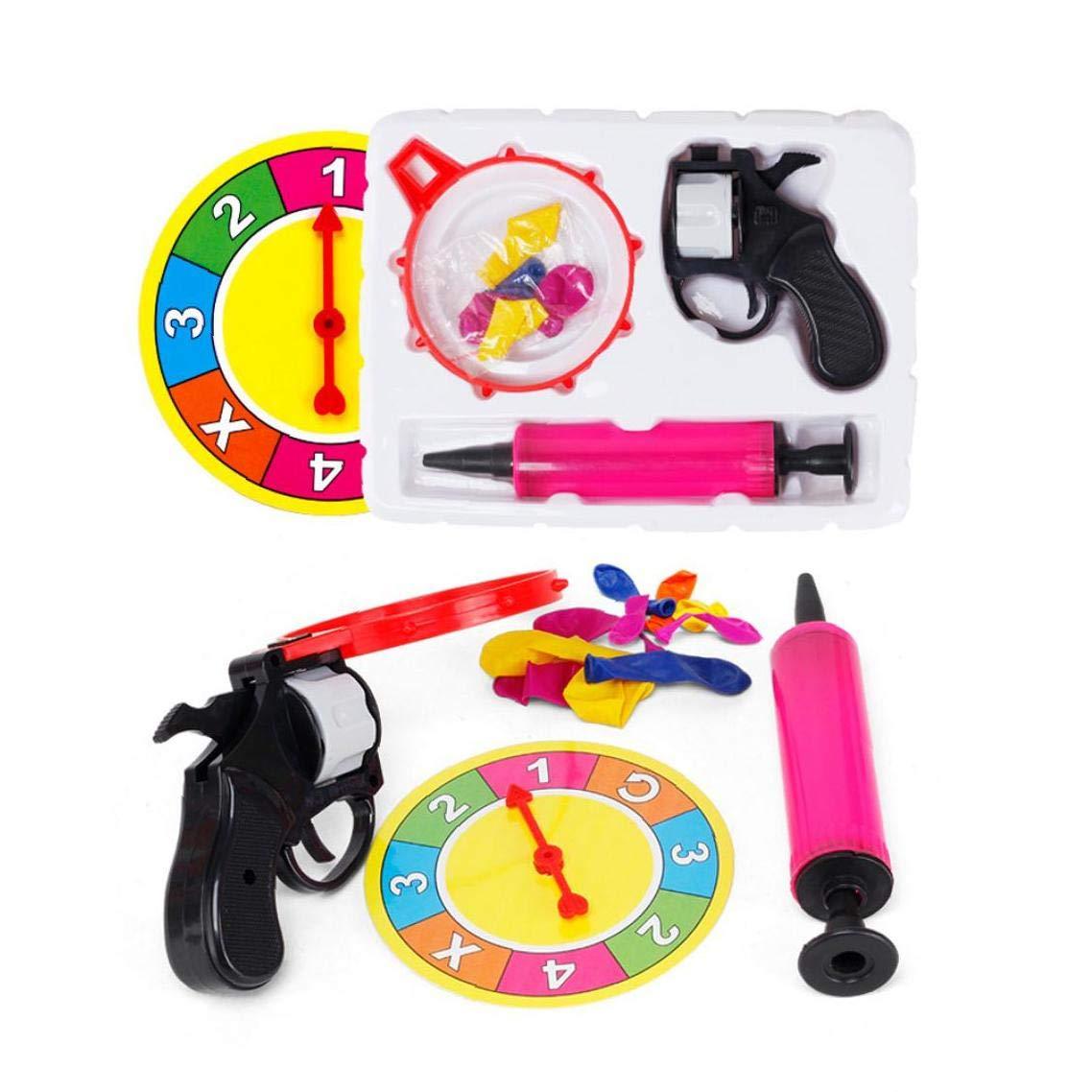 Juego de suerte globo pistola de juguete divertido de la fiesta ...