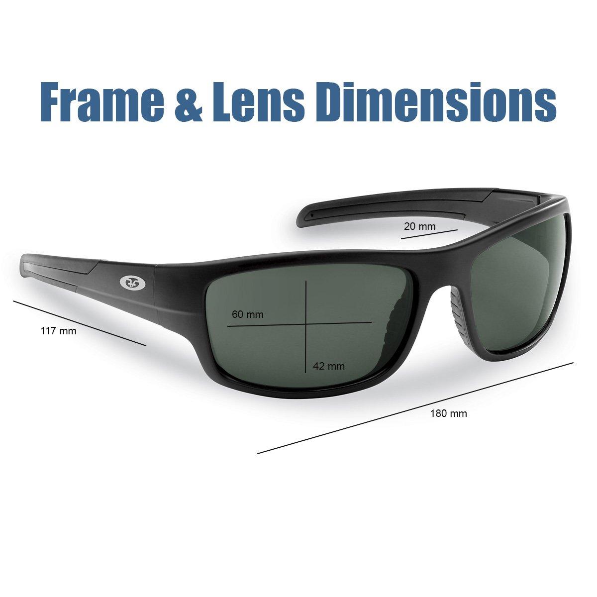 5c8105b5148 Amazon.com   Flying Fisherman Shoal Polarized Sunglasses   Sports   Outdoors