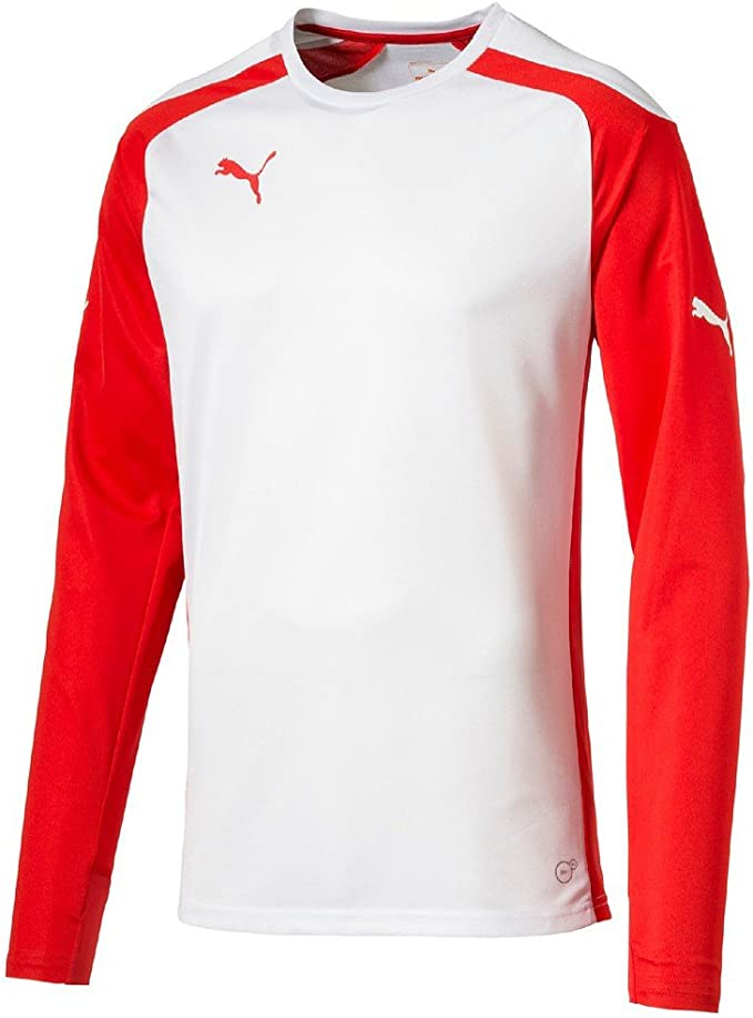 PUMA Herren Langarmshirt Speed Long Sleeve Shirt: