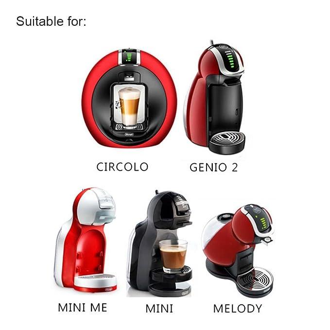 Cápsulas de café reutilizables - Lictin Dolce Gusto Cápsula ...
