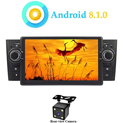 Amazon com: XISEDO Android 8 1 0 Car Stereo 7