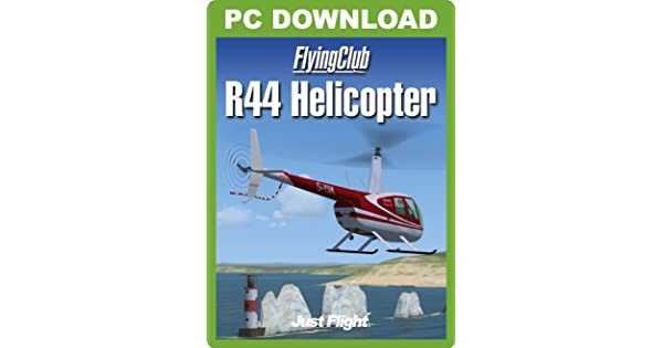 Amazon com: Flying Club R44 Helicopter [Download]: Video Games