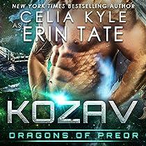 KOZAV: DRAGONS OF PREOR, BOOK 3
