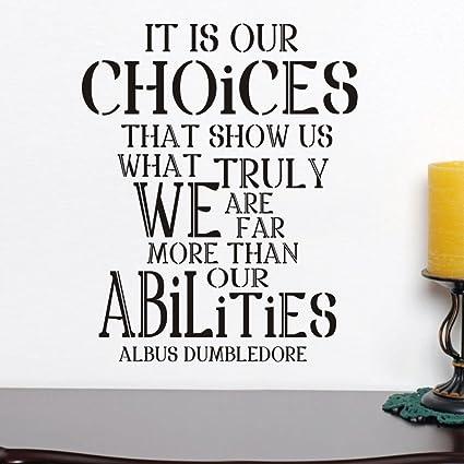 Harry Potter Quote Albus Dumbledore Zitate Inspiration
