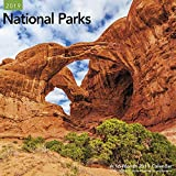 National Parks Wall Calendar (2019)