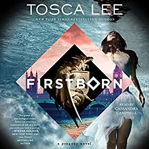 Firstborn: A Progeny Novel Audiobook