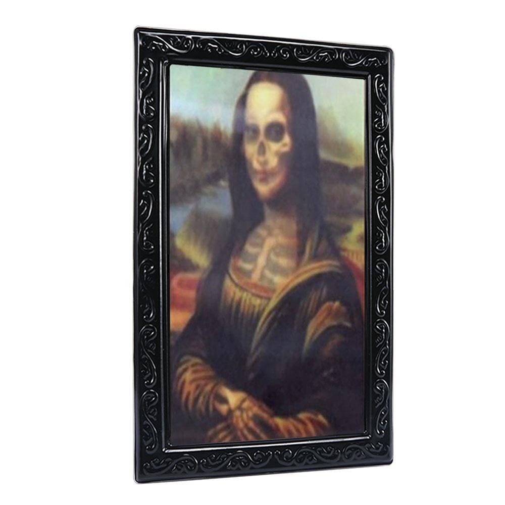 Amazon.de: Umiwe Halloween Lenticular 3D Changing Face Moving ...