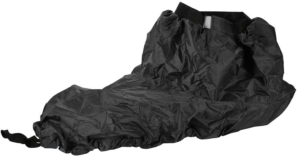 Yosoo Health Gear Falda de Kayak Spray Falda de Kayak Universal Spray Impermeable Accesorios de la Cubierta de la Falda de la Canoa para Sentarse Dentro de los Kayaks