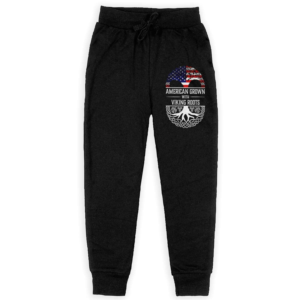 American Grown with Viking Roots Teenage Trousers