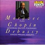 "CHOPIN,DEBUSSY:""Debussy:Images,Estampes,Préludes, Book 1: no 6, Des pas sur la neige Chopin:Mazurkas for Piano, B 61/Op. 7: no 1 in B flat major, Op. 68: no 2 in A minor, B 18, B 162/Op. 63: no 2 in F minor, B 105/Op. 30: no 4 in C sharp minor, B 115/Op. 33: no 4 in B minor"