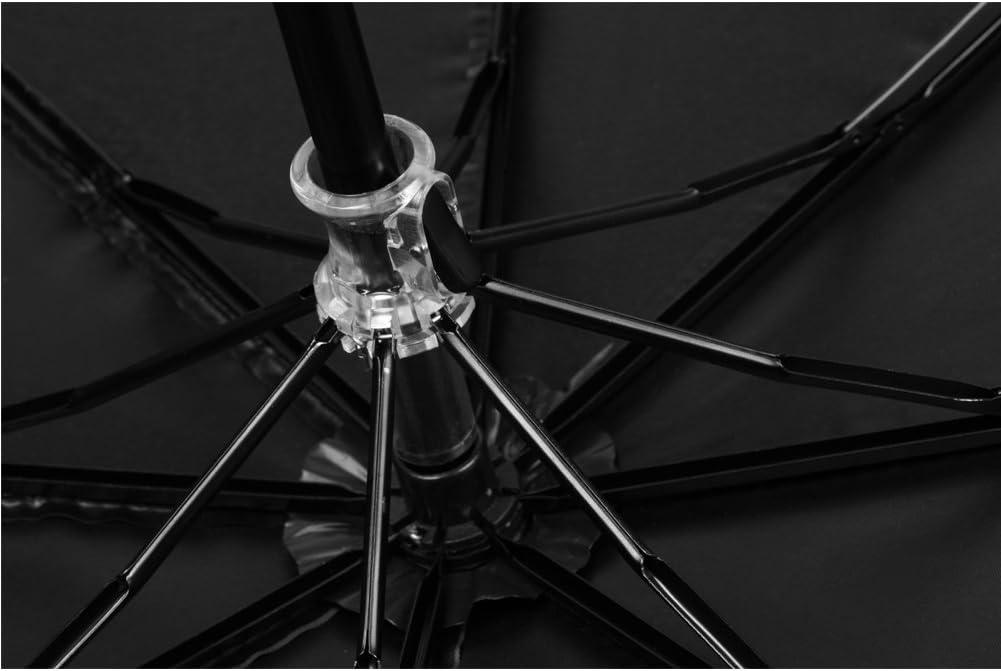 Sun Umbrella,Starry Sky Reliancer Premium Automatic Umbrella Windproof Travel Umbrella Compact Folding Rain/&Sun Umbrella UV Protection fit Backpack for Men and Women Reinforced Canopy Auto Open Close