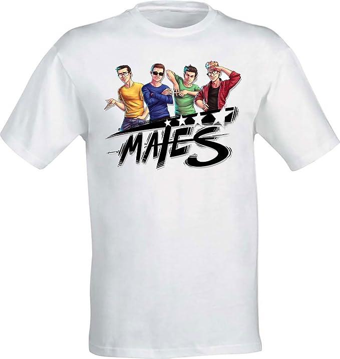 8 opinioni per T-shirt dei Mates disegno fumetto St3pny Surreal Power Anima Vegas- Bambino