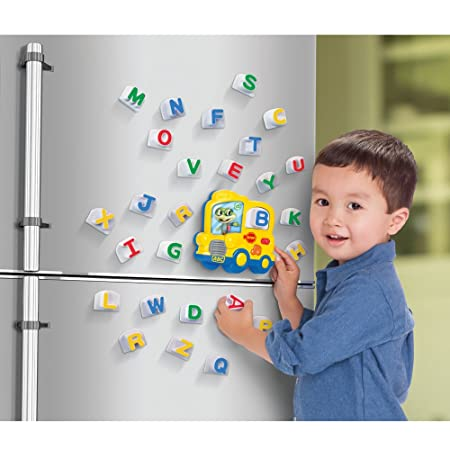 Amazon.com: LeapFrog Fridge Phonics Magnetic Letter Set: Toys & Games