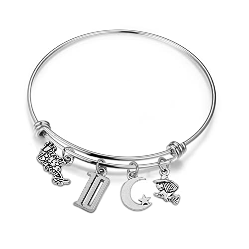 Amazon CHOROY Birthday Gifts For Her Stainless Steel Expandable Bangle Happy Jewelry Sweet 16 Bracelet 10th