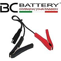 BC Battery Controller 710-30AMPPZ Conector Batería con Pinzas para los Cargadores BC Battery Controller