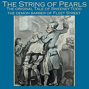 The String of Pearls Audiobook