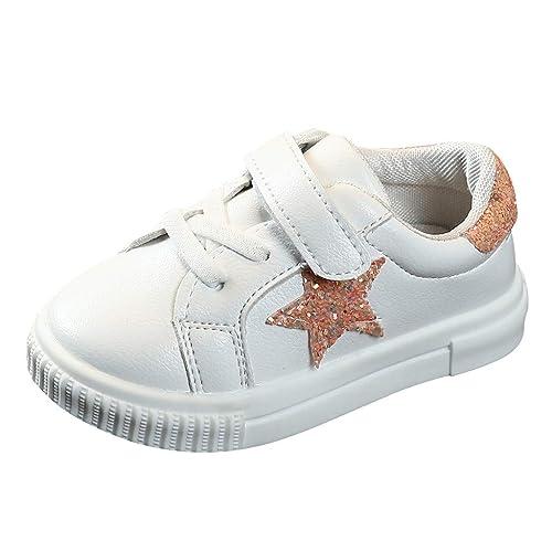 DAY8 - Zapatillas de Baloncesto para niña, de Piel sintética ...