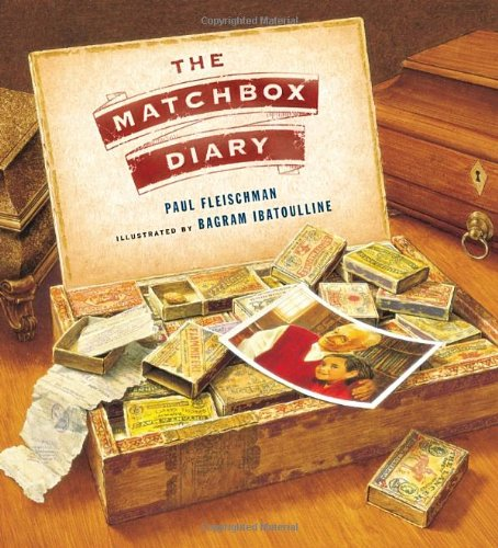 Image result for the matchbox diary