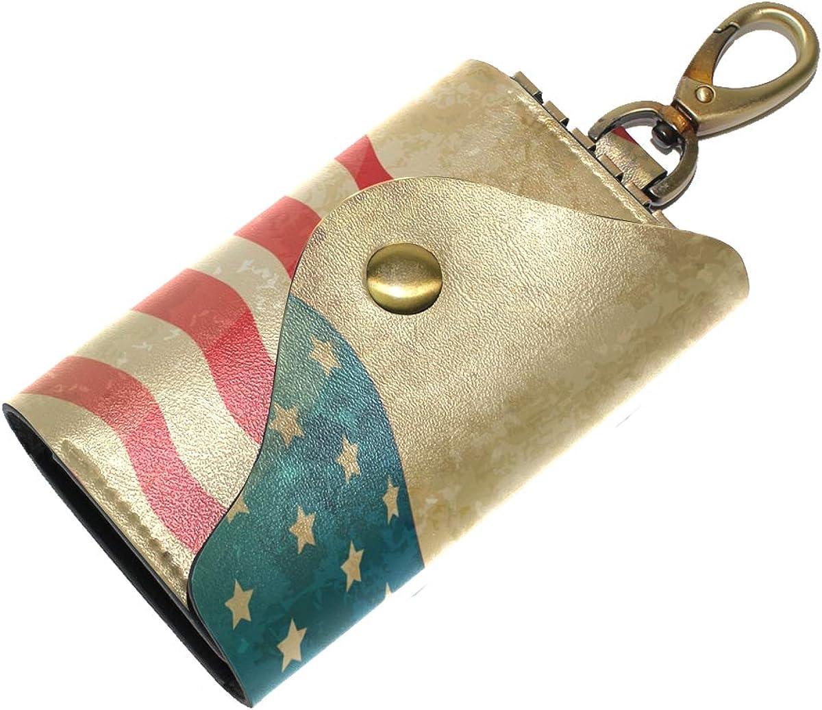 KEAKIA Vintage American Flag