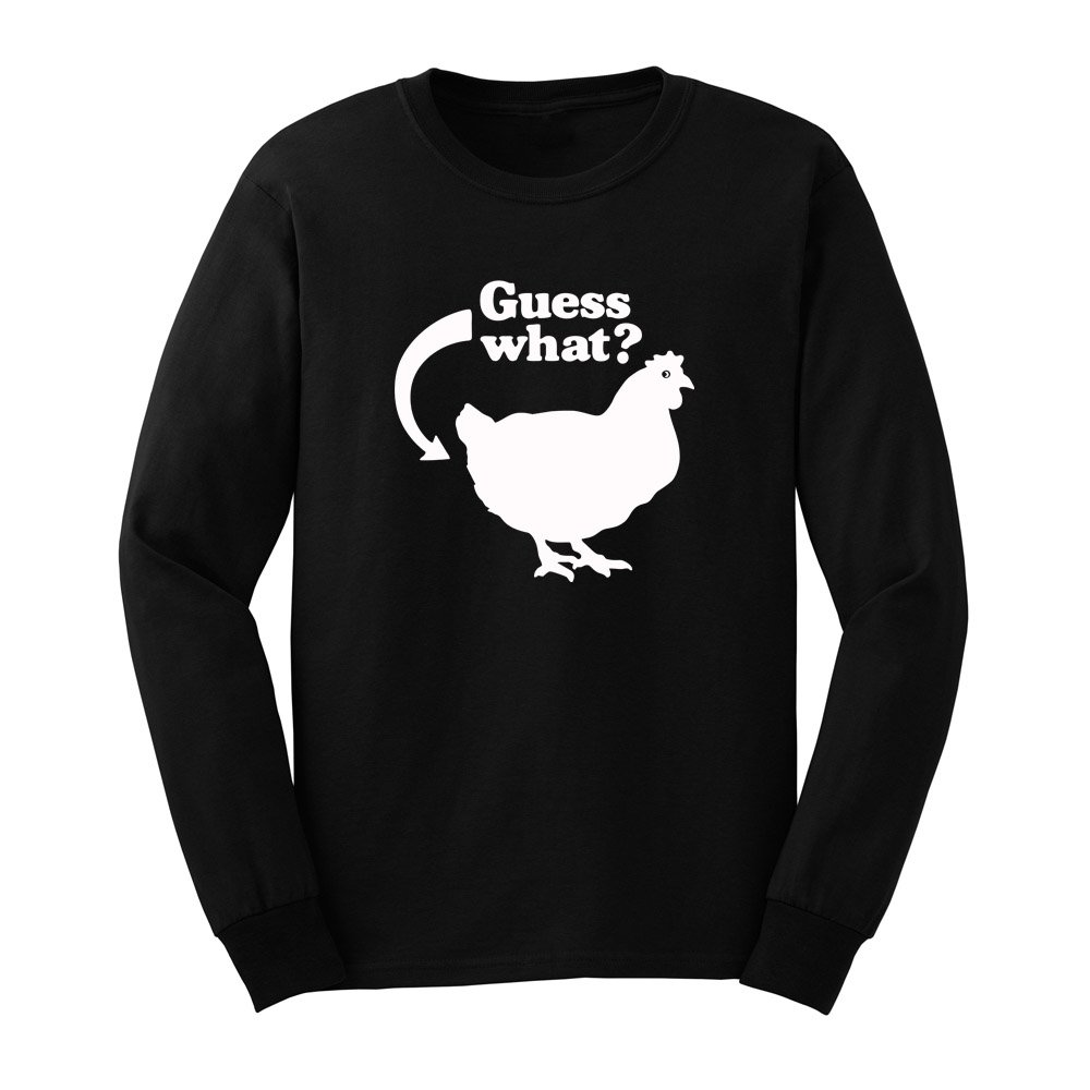 Loo Show S Chicken Butt T Shirts Casual Tee
