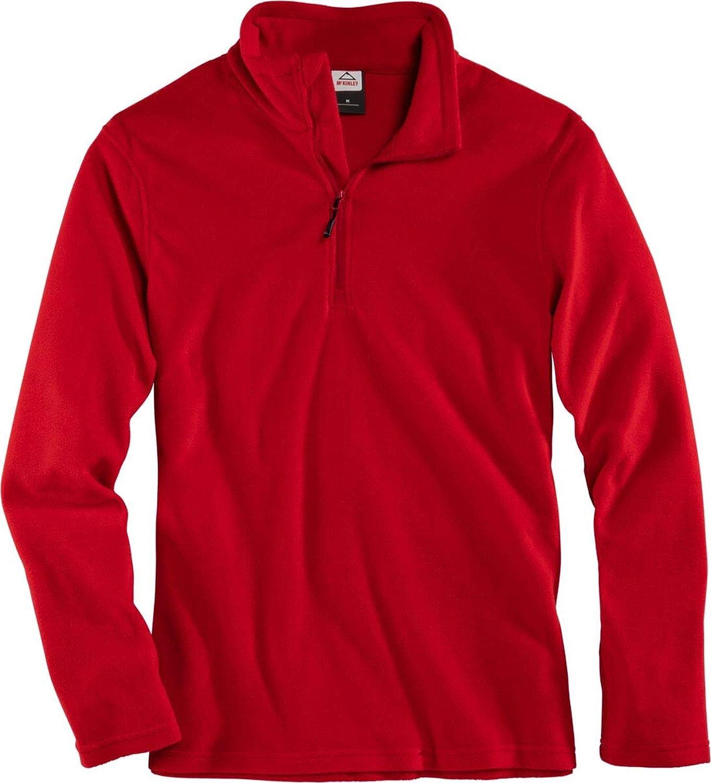 McKinley Fleeceoberteil Malte Pullover Shirt Outdooroberteil Jungen