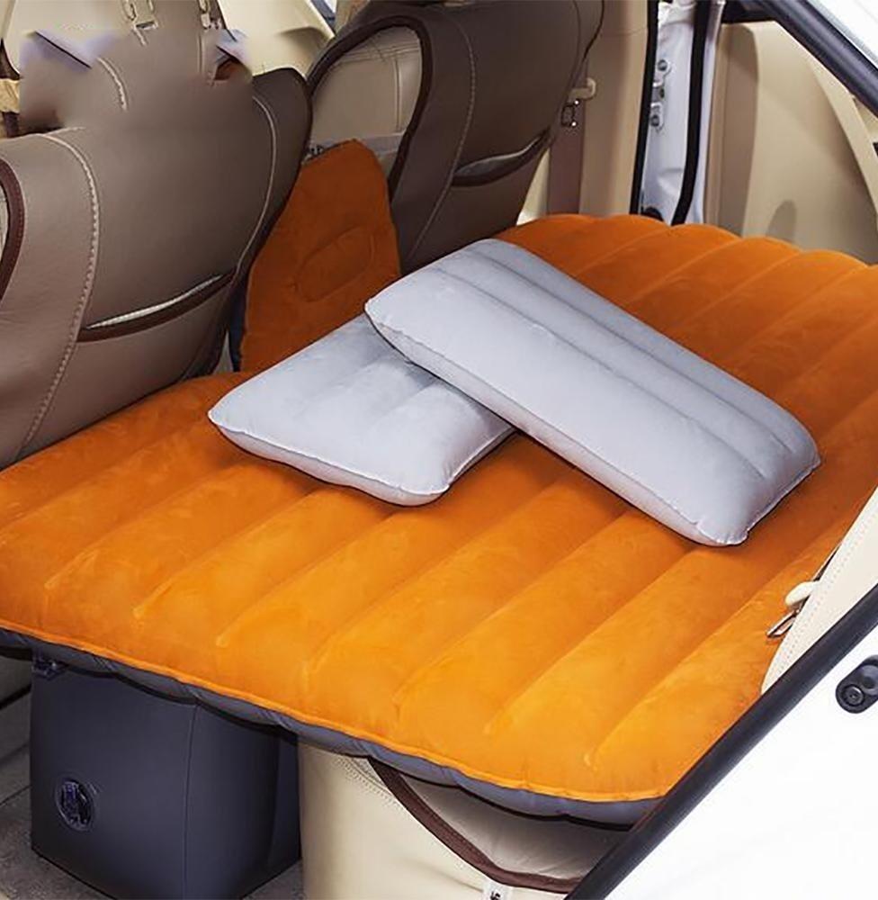 HSDMWJD Auto Matratze/Auto Travel Air Matratze/Auto Aufblasbares Bett SUV hinten Sitz Erweiterung Matratze