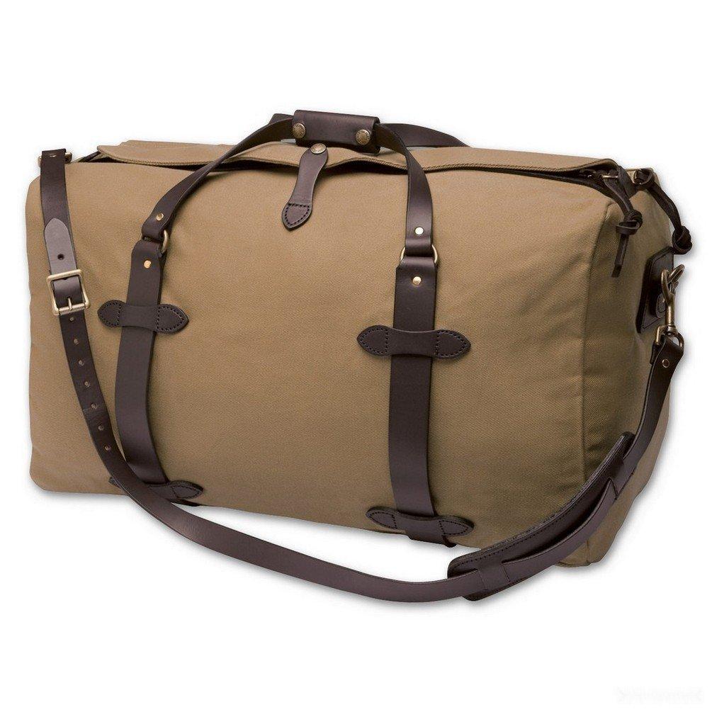 Filson 222 Medium Duffle Bag- Tan