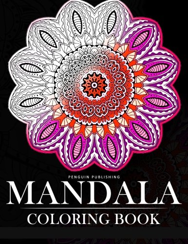 Mandala Coloring Book Relaxation Series Coloring Books For Adults Coloring Books For Adults