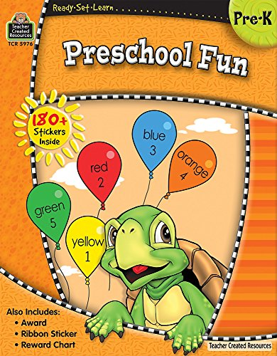Ready-Set-Learn: Preschool Fun - Highlights Set