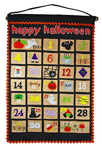 Halloween Countdown Calendar by My Growing (Halloween Advent Calendar)