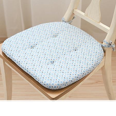 64e545c1d93 ZHAS Seat cushion flesh pads Tatami Office Cush ion student classroom cush  ion below pad-C 40 x 42 cm (16