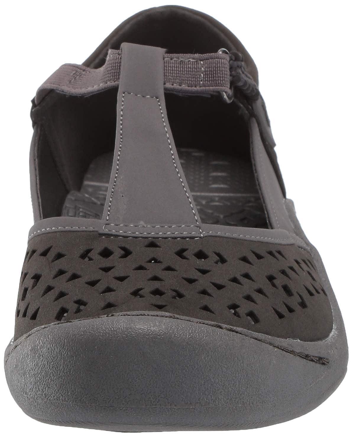 MUK LUKS Women s Samantha Sport Shoe-Grey Sandal