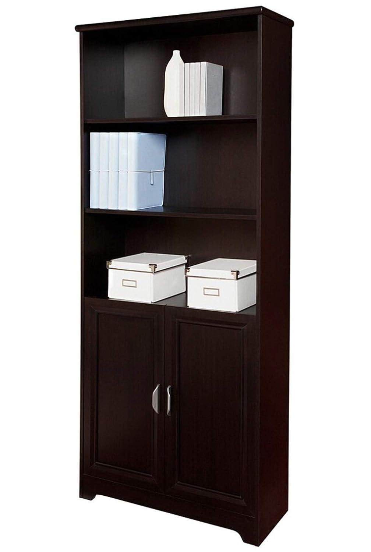 more photos b3151 873dc Amazon.com: Realspace Magellan Collection 5-Shelf Bookcase ...