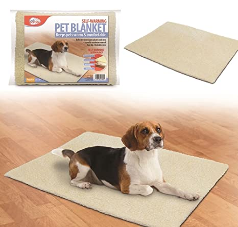 Pet Parade Self Warming Pet Blanket Large