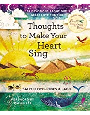 Thoughts to Make Your Heart Sing: 101 Devotions about God's Great Love for You