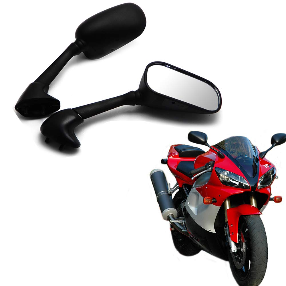 R/étroviseurs lat/éraux pour motos Racing de Yamaha YZF R1 1998-2001 R6 1999-2005 R6S 2006-2008