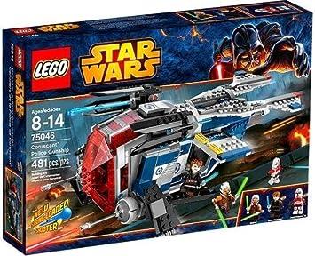 Amazon.com: LEGO Lego Star Wars Col Santo police gunship 75,046 parallel import goods: Toys & Games