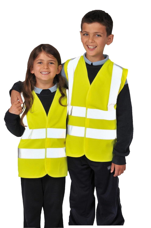 Portwest JN14YERS Junior Hi-Vis Vest for Age 4 to 6