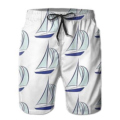 16-02c Barcos náuticos de Vela Vela Menta acuática Azul ...