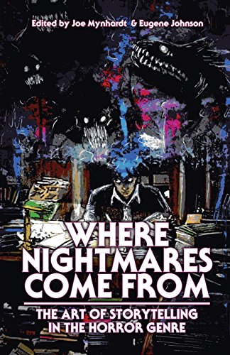 Book cover from Where Nightmares Come from: The Art of Storytelling in the Horror Genre (Dream Weaver)by Clive Barker