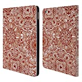 Head Case Designs Pattern Mandala Doodles Leather Book Wallet Case Cover for Apple iPad Air 2