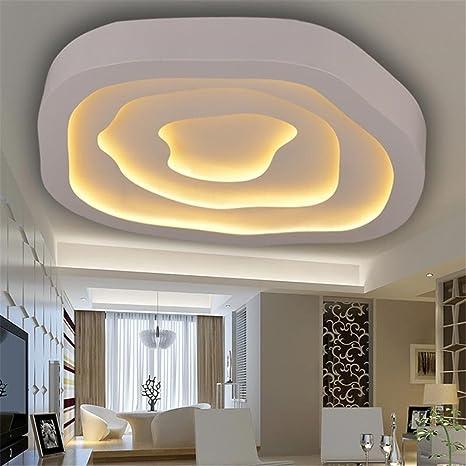 Malovecf Las luces de techo Led modernos de salón dormitorio cocina ...